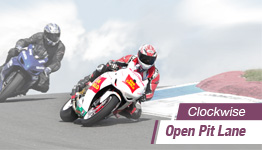 Bike Trackday Open Pitlane 10-5'